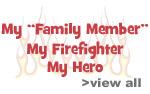 My Firefighter, My Hero