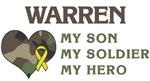 Warren: My Hero