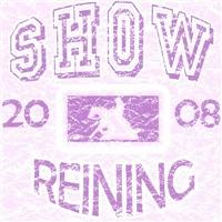 Pink Show Reining 08