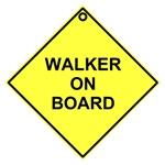 Walker on board