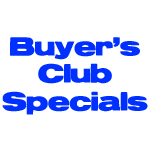 Buyer's Club Specials