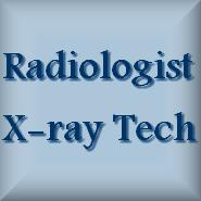 Radiologist X-ray Tech T-shirts