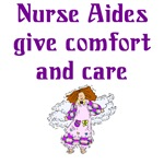 Nurse Aides Give Comfort and Care