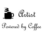 Artist Powered by Coffee