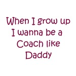 I Wanna Be A Coach