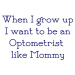 I Want To Be An Optometrist