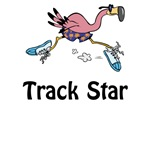 Flamingo Track Star