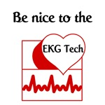 Be Nice To The EKG Tech