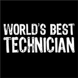 World's Best Technician