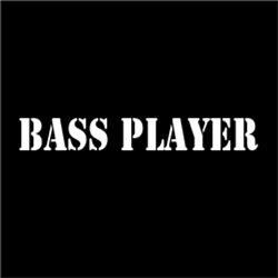 BASS PLAYER guitar Rock band