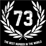 73 - The best number in the world