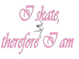 I Skate Therefore I Am