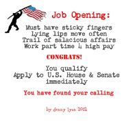 Funny Job Opening