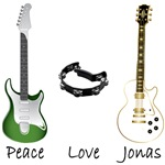Peace Love Jonas