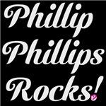 Phillip Phillips Rocks