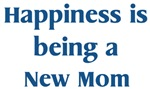 New <strong>Mom</strong> : Happiness