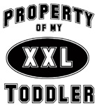 Property of <strong>Toddler</strong>