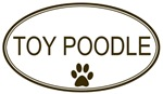 Oval Toy <strong>Poodle</strong>