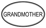 Oval: Grandmother