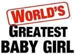 World's Greatest Baby Girl