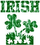 Irish Distressed Look