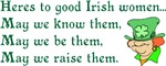 Irish Women