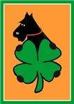 Scottish Terrier Shamrock