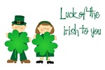 Luck of The Irish to You Couple