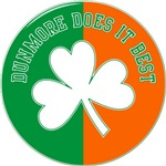 Dunmore Does Irish Best