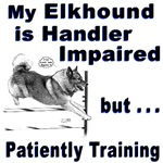 Elkhound Agility