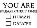 Human or Dancer