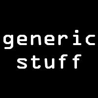 generic stuff