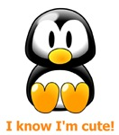 I know I'm cute