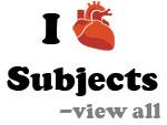 I [Heart] Subjects
