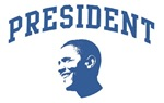 President Barack Obama (face) 