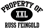 Property of Russ Feingold