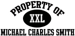 Property of Michael Charles Smith