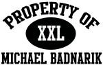 Property of Michael Badnarik