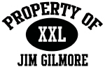 Property of Jim Gilmore