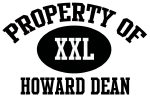 Property of Howard Dean