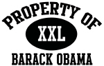 Property of Barack Obama