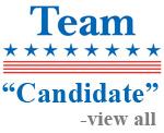 Team Candidate (stars)
