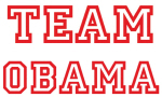 Team OBAMA (red)