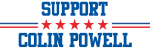 Support COLIN POWELL
