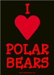 I HEART POLAR BEARS