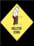 GOLFER XING