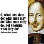 O What Men