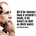 He'd Be Sharper