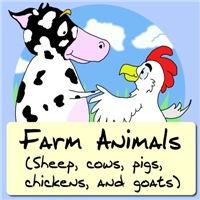 Funny Farm Animal Cartoon Shirts|Gifts