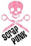 Scrap Punk Two-Color Aged 2